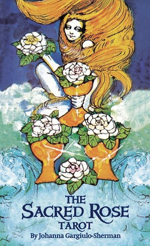 SACRED ROSE TAROT DECK (INGLES)