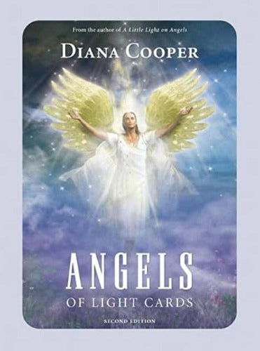 ANGELS OF LIGHT CARDS (INGLES)