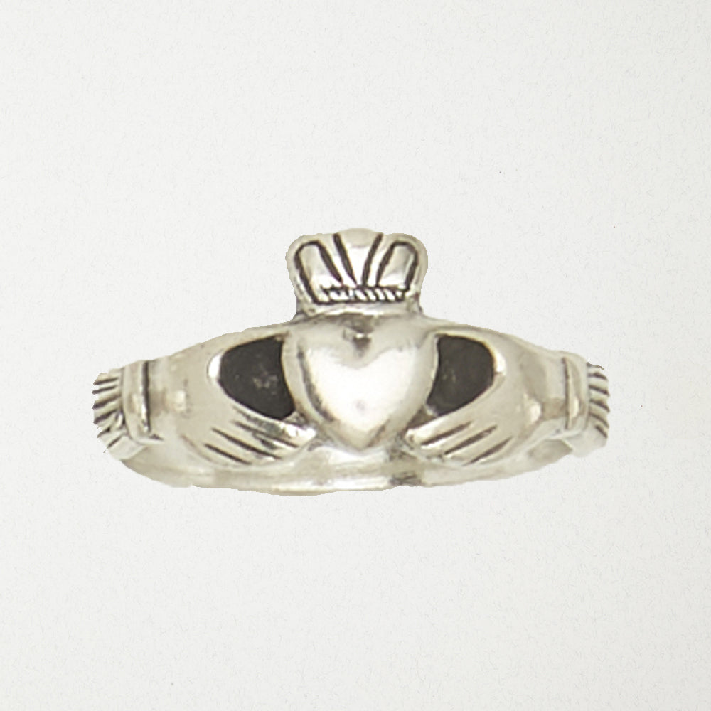 ANILLO CLADDAGH GD (F-M)