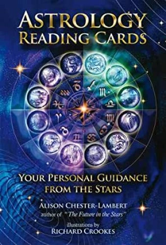ASTROLOGY READING CARDS (INGLES)