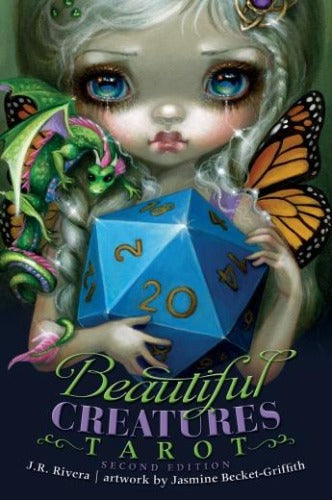 BEAUTIFUL CREATURES TAROT SET (INGLES)
