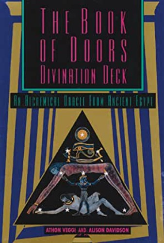 BOOK OF DOORS DIVINATION SET, THE (INGLES)