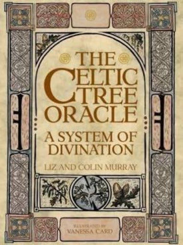 CELTIC TREE ORACLE SET, THE (INGLES)