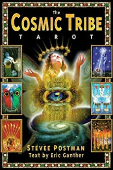 COSMIC TRIBE TAROT SET, THE (INGLES)