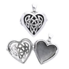 DIJE LOCKET CORAZON