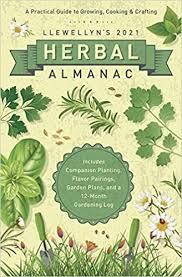 2021 HERBAL ALMANAC LLEWELLYN