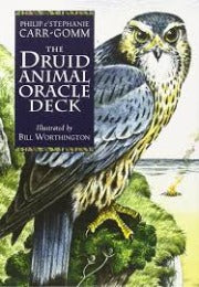 DRUID ANIMAL ORACLE DECK (INGLES)