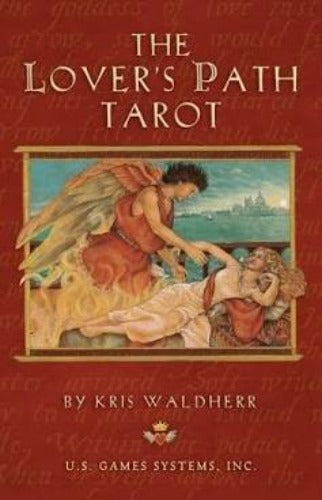 LOVER'S PATH TAROT DECK (INGLES)