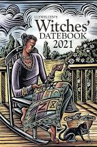 2021 WITCHES' DATEBOOK LLEWELLYN