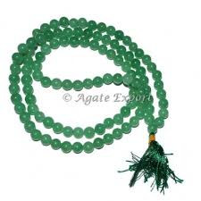 COLLAR JAPAMALA JADE VERDE 8MM