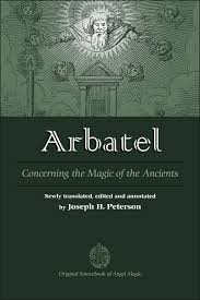 ARBATEL, CONCERNING MAGIC OF ANCIENTS