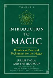 INTRODUCTION TO MAGIC. VOL.1 (EVOLA)