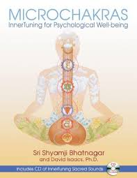 MICROCHAKRAS. INNERTUNNING FOR PSYCHOLOGICAL WELL-BEING