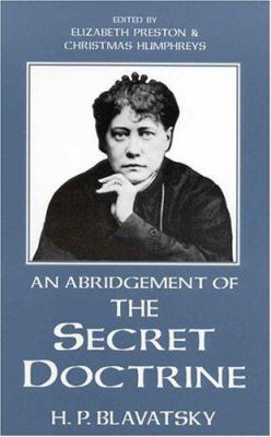 ABRIDGEMENT OF THE SECRET DOCTRINE, AN