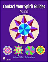 CONTACT YOUR SPIRIT GUIDES (LIBRO CON CARTAS - INGLES)