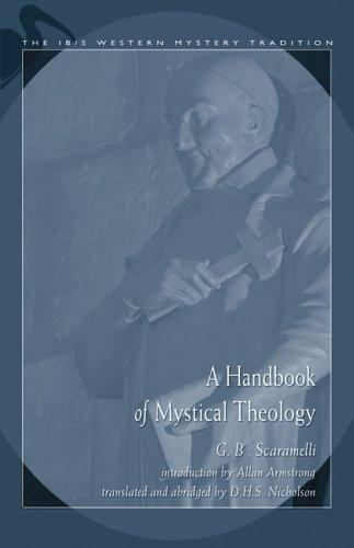 HANDBOOK OF MYSTICAL THEOLOGY, A