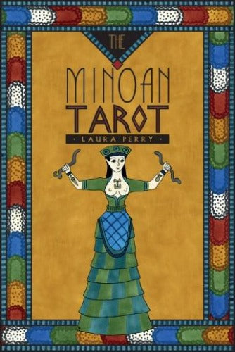 MINOAN TAROT SET (INGLES)