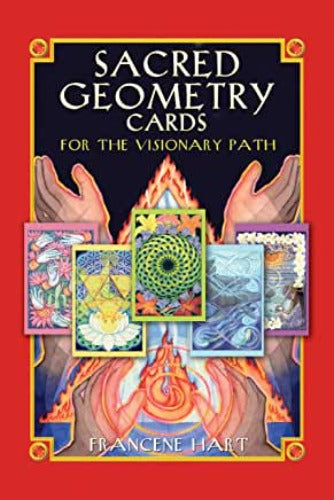 SACRED GEOMETRY CARDS FOR THE VISIONARY PATH SET (INGLES)