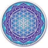 STICKER FLOWER OF LIFE