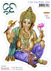 STICKER GANESHA