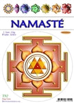 STICKER YANTRA DURGA