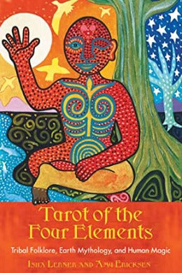 TAROT OF THE FOUR ELEMENTS (INGLES)