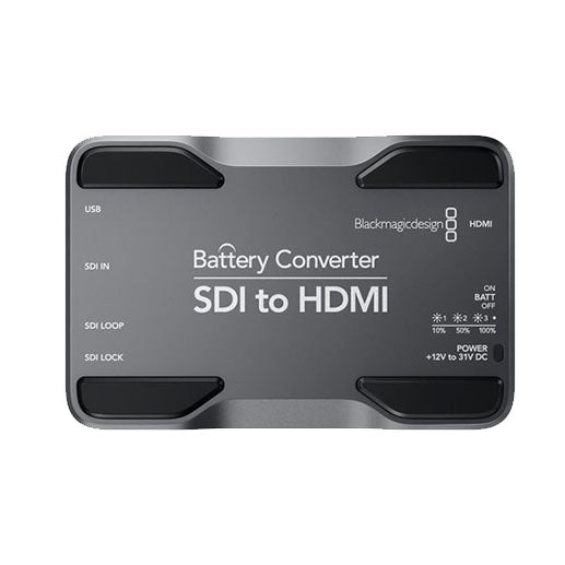 SDI to HDMI Converter w/ Built in battery