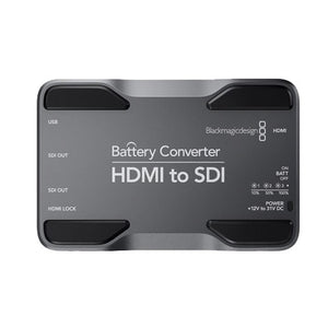 HDMI to SDI Converter w/ Built in battery