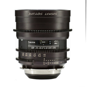 Duclos 11-16mm Wide Angle Zoom Lens