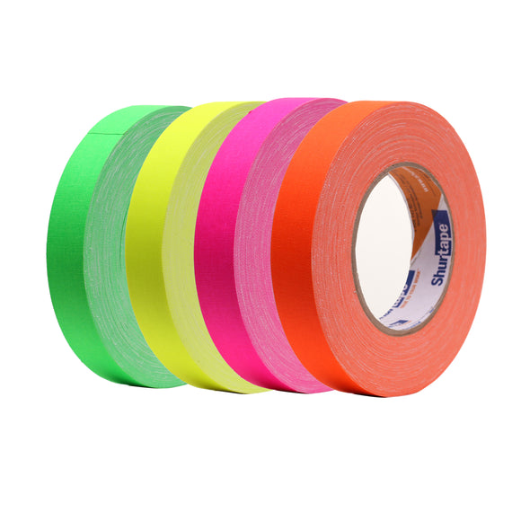 Shurtape P660 - 24mm Fluorescent Tape