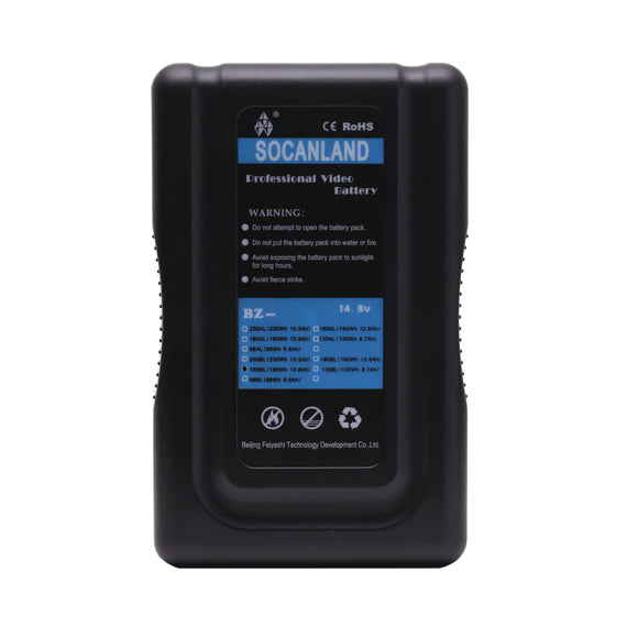 Socanland 160wh V Mount Battery
