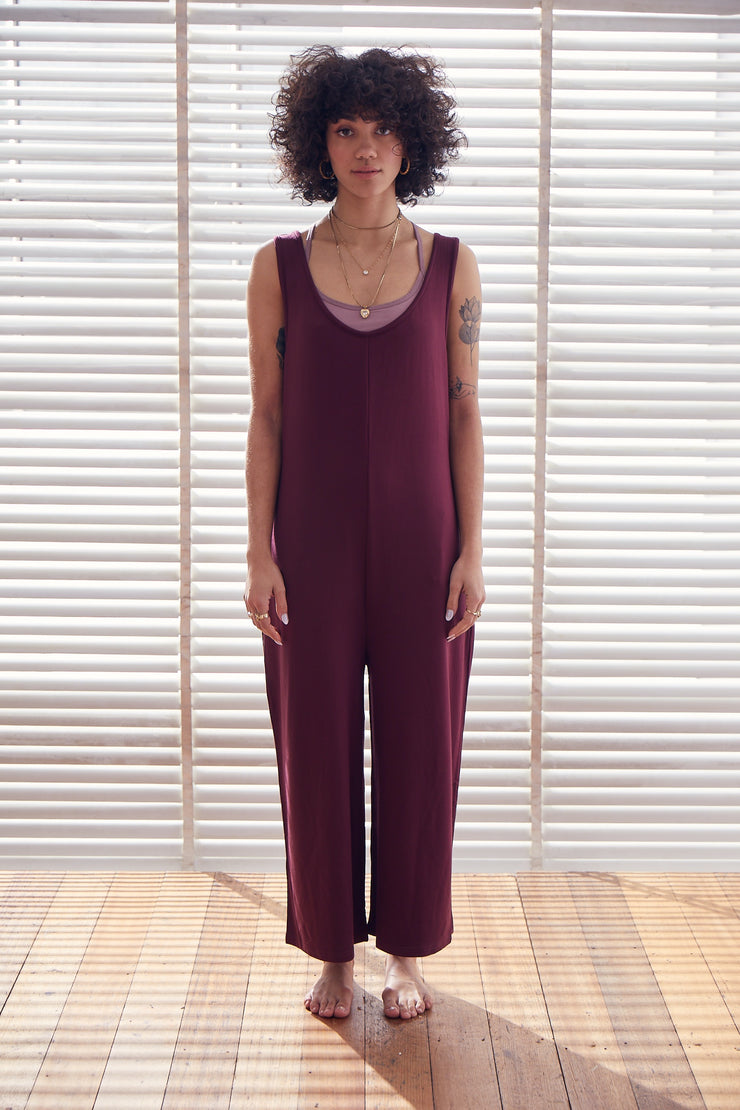 Nala Jumpsuit | Ruby