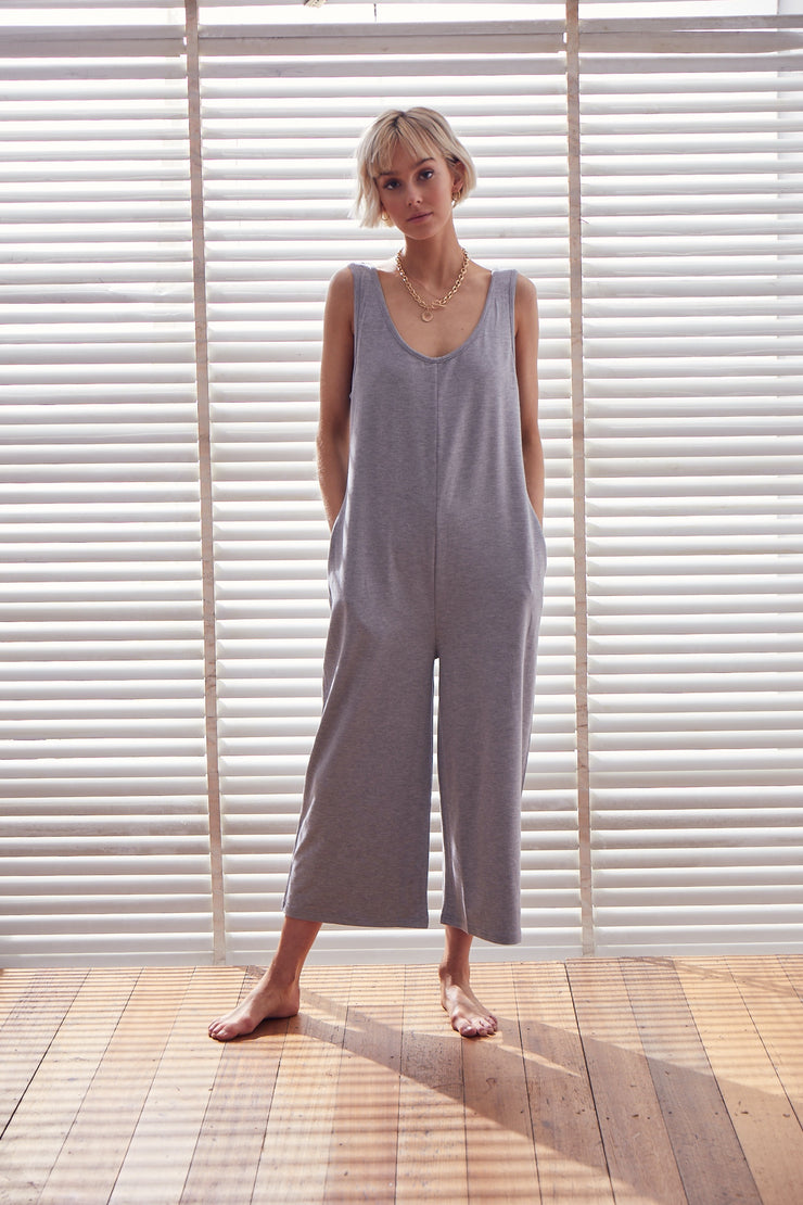 Nala Jumpsuit | Moonstone