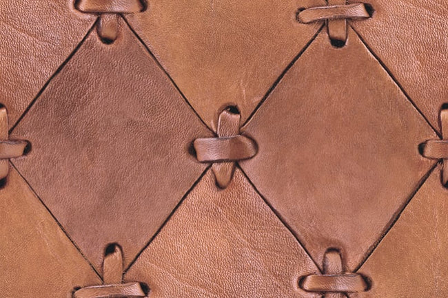 Leather Rhombs