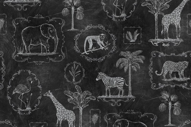 Animal Party, Blackboard