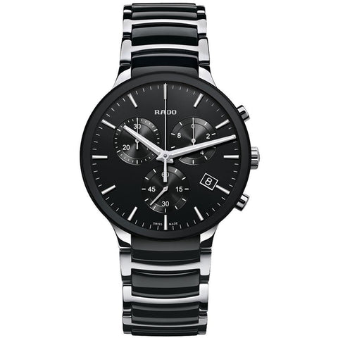 Rado Centrix Black 5 Bar
