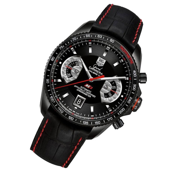 Tag Heuer Carrera Calibre 17 Black