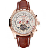Breitling Bentley Tourbillon White Dial