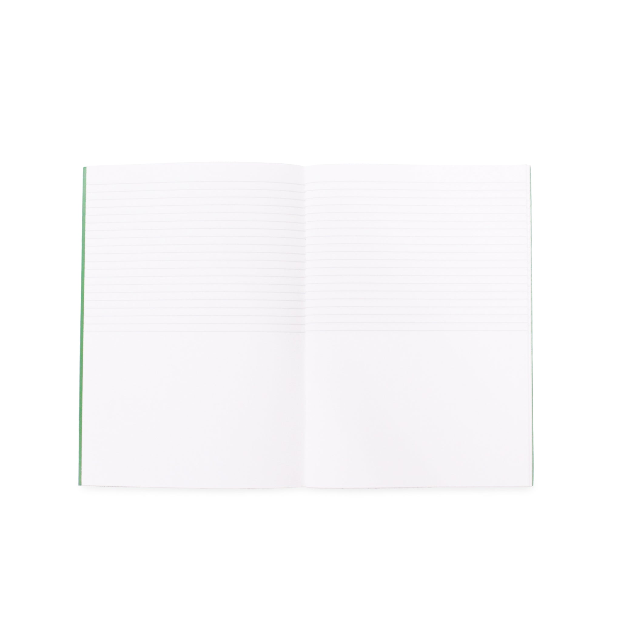 ALT Water resistant Notebook A5 - Grass & Rose