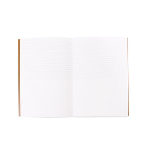 ALT Water resistant Notebook A5 - Kraft