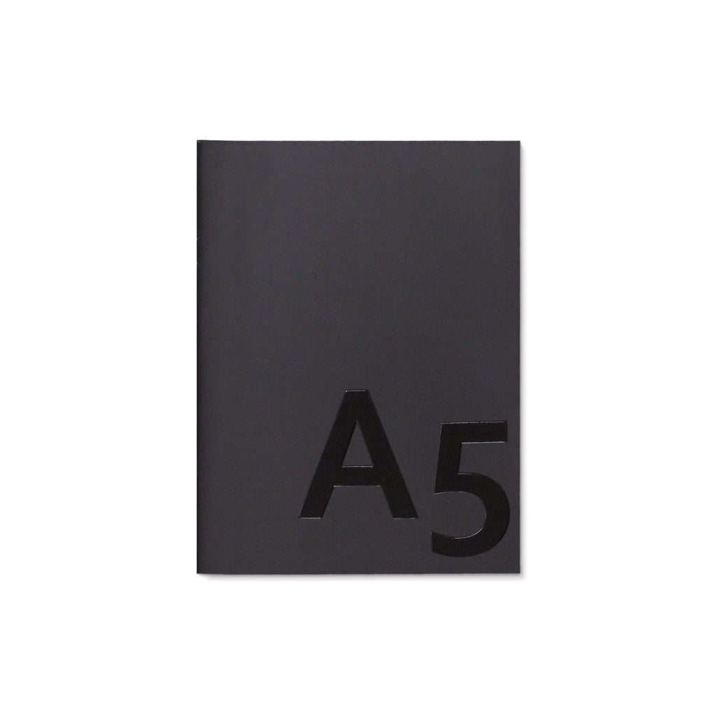 ALT Water resistant Notebook A5 - Black