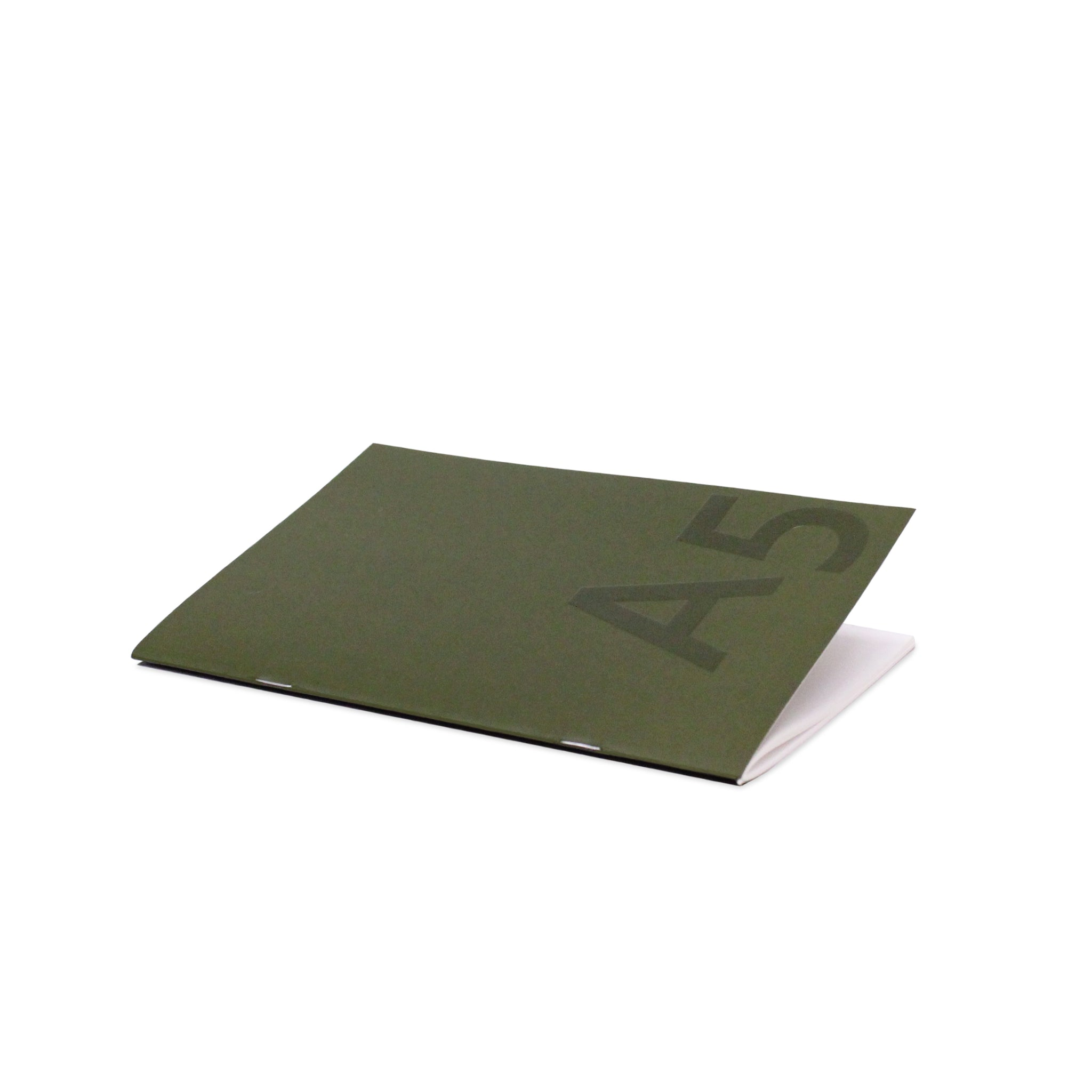 ALT Water resistant Notebook A5 - Olive