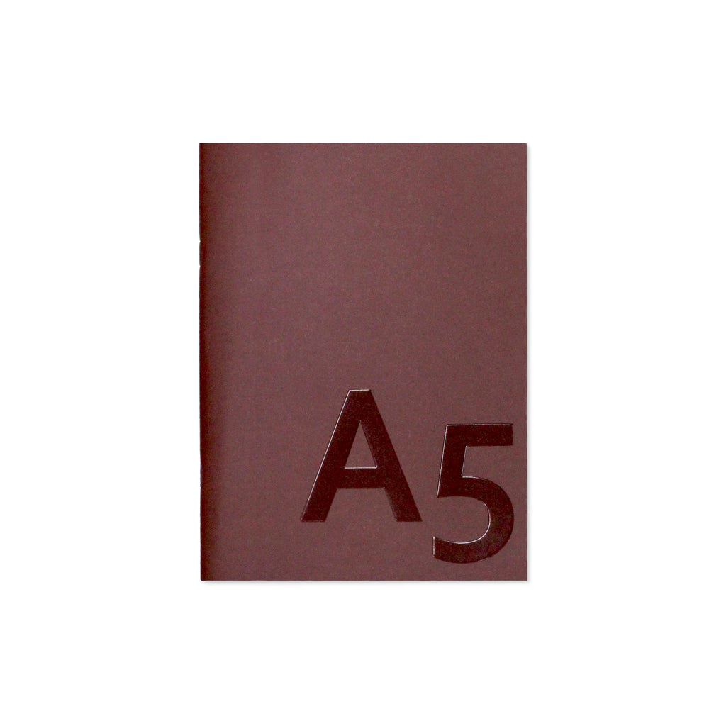 ALT Water resistant Notebook A5 - Terra