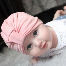 Turban Knot Baby Hat