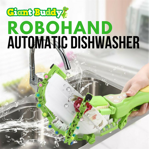 RoboHand Automatic Dishwasher