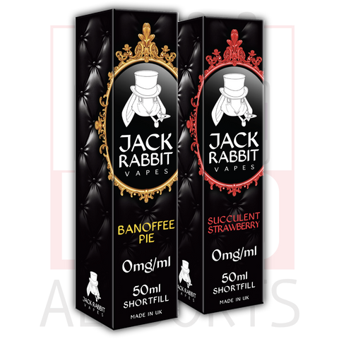 JACK RABBIT VAPES 50ML