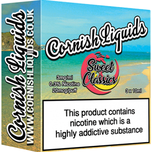 Cornish Liquids - 3x10ml Pack