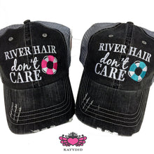 """River Hair Don't Care"" Trucker Hat"