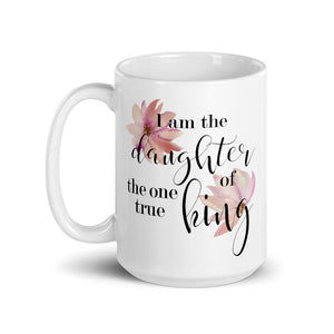 Daughter of the King Mug