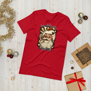 Unisex Holly Jolly Christmas Tee